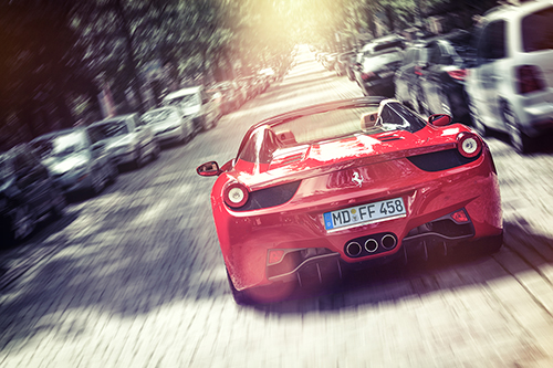 Ferrari 458 ausleihen