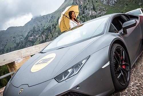 Lamborghini Wochenende