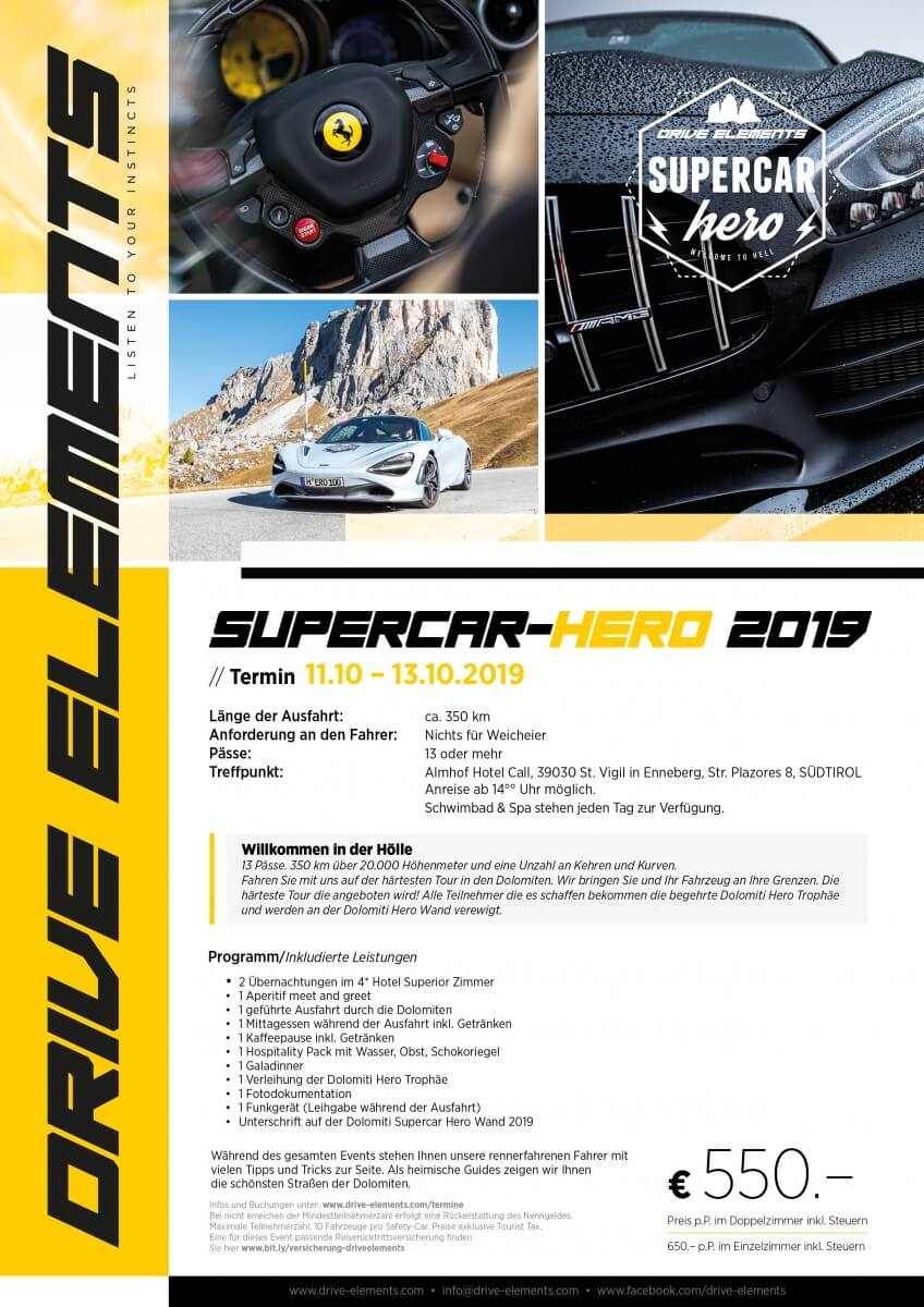 Supercar-Hero 2019