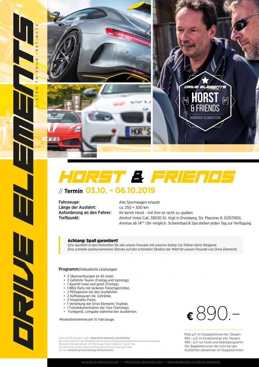 Horst & Friend 2019